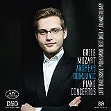 Grieg/Mozart: Klavierkonzerte