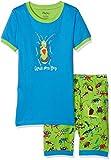 Hatley Jungen Organic Cotton Short Sleeve Appliqué Pyjama - Best Reviews Guide