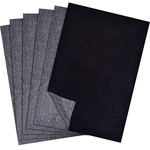 WanNing Free Carbon Transfer Paper 25 Blatt Glattes Schreiben Carbon Papier Transfer Paper Tracking Holz Papier Leinwand
