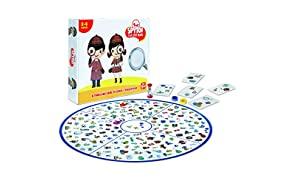 Toiing Spytoi Fun Spotting Learning Board Game for Kids  (Multi Color)