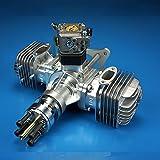 JIAN YA NA DLE Motor DLE-60 Twin Benzin Für RC Flugzeug teile 60cc