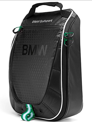 bmw-genuine-golfsport-shoe-carry-bag-with-dirt-repellent-coating-black