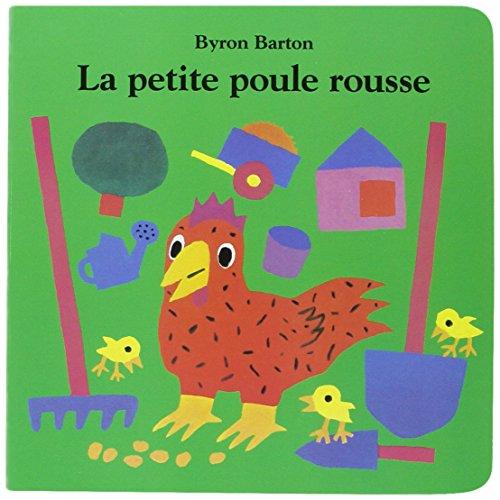 La petite poule rousse par Byron Barton