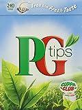 PG Tips Tea Bags 240 750g