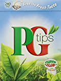PG Tips Pyramid 240 Btl. - Schwarzer Tee im Pyramid Teebeutel