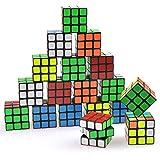 YOTINO Cubo de Velocidad Paquete 18Pcs Cubo de Rubik Set Fácil de...