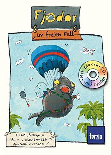 Fjodor im freien Fall: Buch mit CD