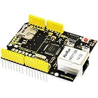 Keyestudio W5100 Ethernet Shield Module für Arduino Mega2560 / Uno R3