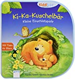 Ki-Ka-Kuschelbär. Kleine Einschlafspiele: Kiddilight