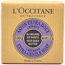 L'Occitane Lavender Shea Soap, 100g