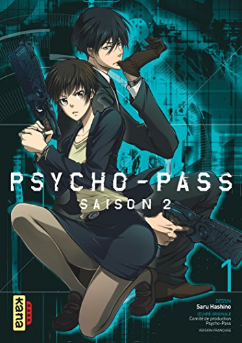 Psycho-pass Saison 2 Edition simple Tome 1
