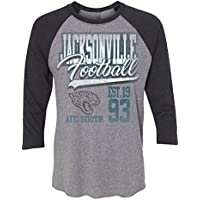 Amazon.co.uk  Jacksonville Jaguars - T-Shirts   Tops   Clothing ... fd5ac7a28
