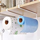 VWH Kitchen PaPer Roll Holder Trivets Towel Rack Cabinet Napkins Storage Rack Holder