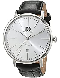 Danish design Unisex-reloj IQ12Q1074 analógico automático piel IQ12Q1074