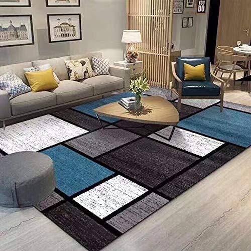 ✔ Questo elegante tappeto è realizzato in poliestere 100% di alta qualità.  ✔ Alta qualità, durevole, non-shedding, anti-sbiadimento, anti-fouling, anti-acaro, antistatico.  ✔ Il tappetino è realizzato con un tessuto non tessuto ecologico con proprie...
