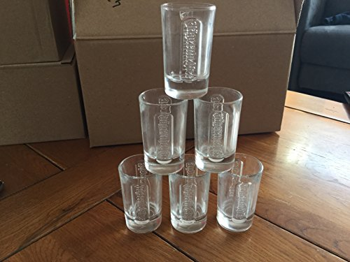lot-6-verre-a-shooters-jagermeister-neuf