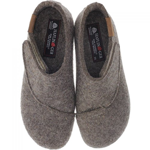 Haflinger Future, Chaussons mixte adulte - Torf