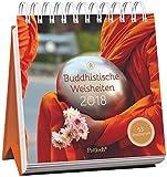 Buddhistische Weisheiten 2018 - Postkartenkalender: 53 Postkarten