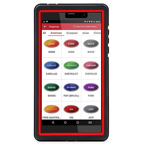 Launch X431 PRO Mini WiFi/Bluetooth Full System OBD2 con codifica ECU, codifica iniettori, Programmazione Key FOB, Reset Olio, TPMS, BMS, SAS, Dpf, EPB, ABS B