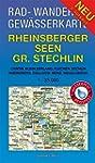 Rad - Wander- und Gewässerkarte Rhein...