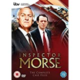 Inspector Morse: The Complete Series 1-12