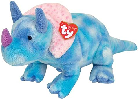 Ty Stuffed Animal - Plush - Pluffies - Tromps - 26 cm.?(Cod. 32072) by TY~BABY RANGE INCLUDING PLUFFIES