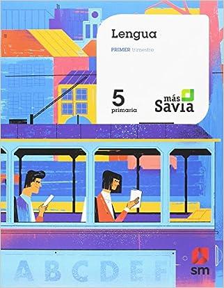 #10: Lengua. 5 Primaria. Más Savia