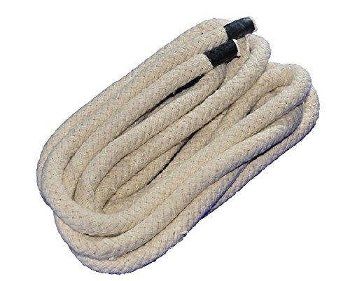 Cuerda saltar clásica algodón - 3 metros - entrenamiento