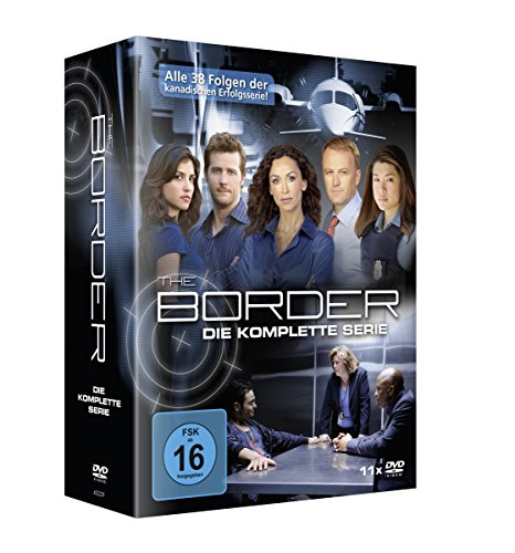The Border - Die komplette Serie (11 DVDs)