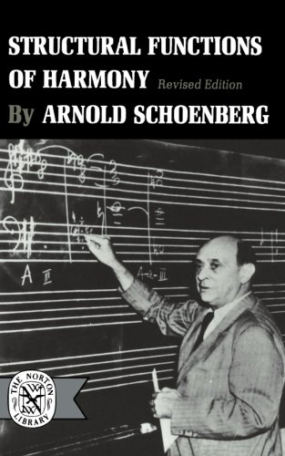 Structural Functions of Harmony por Arnold Schoenberg