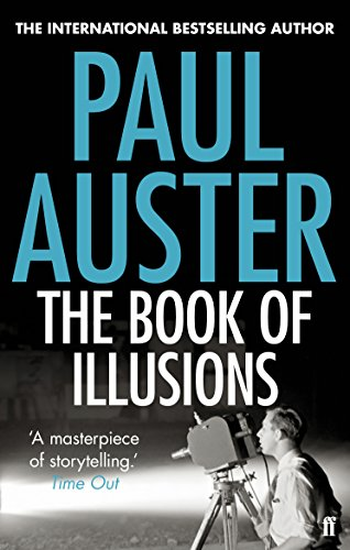 The Book of Illusions (English Edition) por Paul Auster