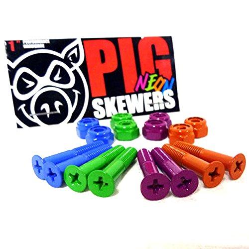 """Vis Pig: Neon Skewers 1"""" Phillips 0827059038774"""