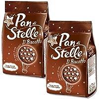 Mulino Bianco - Biscuits Pan di Stelle 350gr x2