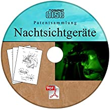 Nachtsichtgerät - Patentsammlung auf CD