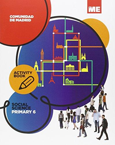 Social Science PR 6 completo WB Madrid (CC. Sociales Nivel 6)