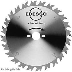 Edessö 50050030 Lame de scie circulaire HM Précision ,Gris 500 x 30 mm 44 dents