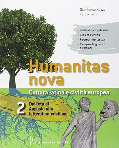 Humanitas nova. Per i Licei. Con e-book. Con espansione online: 2