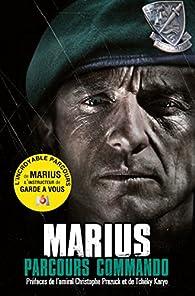 Parcours commando par  Marius