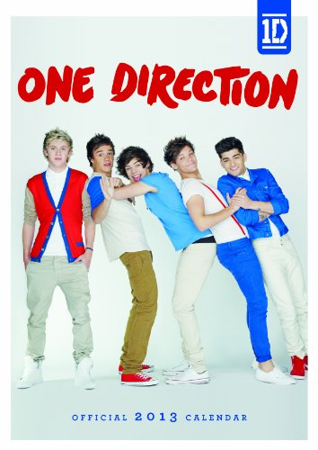 One Direction Official Calendar 2013 - Danilo