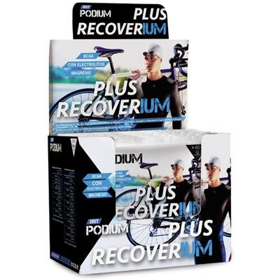 Just Podiun I-Glutamina Plus Recoverium - 500 gr
