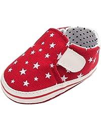 Zapatos Bebe niño Primeros Pasos,SunGren Zapatos de bebé para niños Zapatos Antideslizantes de Suela