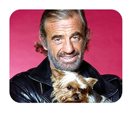 Tapis de souris jean paul belmondo bad boy attention au chien