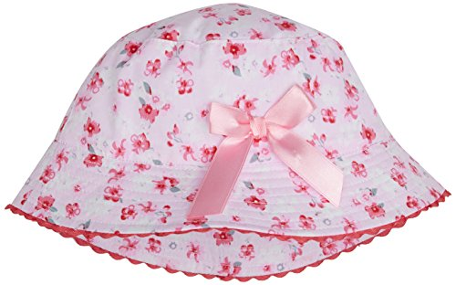 Rosa Kinder-sonnenhut (Mount Hood Mädchen Mütze Cairns 448065, Gr. 51/53 cm (Herstellergröße: 52), Rosa (rosa))