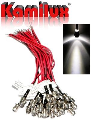 25 x LED Lichtpunkte Sternenhimmel warmweiss 12V IP68 wasserdicht + LED-Trafo von Kamilux GmbH auf Lampenhans.de