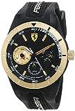 Scuderia Ferrari Herren-Armbanduhr 830380