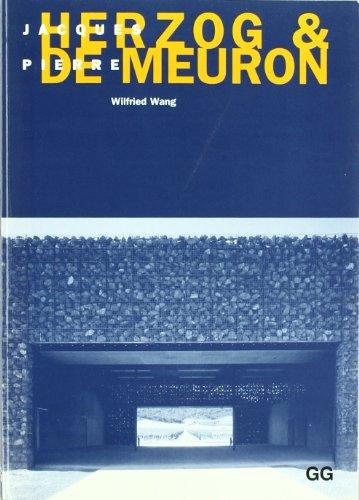 Herzog & de Meuron por Jacques Pierre