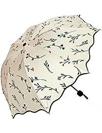 Le Monde du Parapluie Regenschirm Beige - MOLLYMARAISUM610005BLANC beige