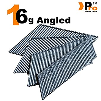 Angled 20° 2000 x 32mm - DEWALT DC618KB & DCN660 Angled 16G Second Fix Nails