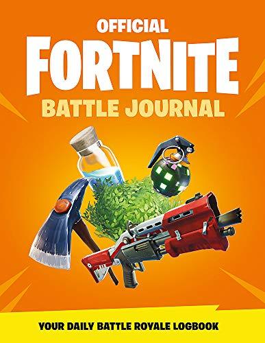 FORTNITE Official: Battle Journal (Official Fortnite Books)