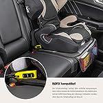 51ggl%2B4FVeL._SS150_ reer Kindersitz-Unterlage TravelKid Protect, rutschfeste Unterlage, ISOFIX geeignet, für alle herkömmlichen Modelle, grau